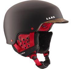 lamb x burton ski helmet