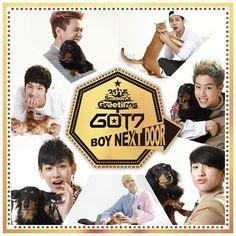 GOT7 2015 SEASON'S GREETINGS - BOY NEXT DOOR - COMING SOON