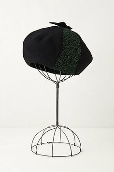 08adf5ad3d7a8 Frosted Gala Beret from Anthropologie -  128.00 Hat Making