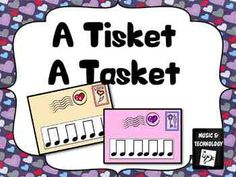 Viewing 1 - 20 of 23102 results for a tisket a tasket a song and rhythm game for valentines day Music Theory Games, Rhythm Games, Music For Toddlers, Toddler Music, Music Classroom, Music Teachers, Elementary Music Lessons, Powerpoint Lesson, Music Lesson Plans