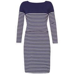 Breton Stripe Breastfeeding Dresses, Breastfeeding Tops and Dresses, Maternity Clothes