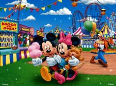 Wallpaper of Mickey and Minnie at the Fair Wallpaper for fans of Disney. Mickey and Minnie at the fair wallpaper. Disney Mickey Mouse, Fotos Do Mickey Mouse, Mickey Mouse Works, Mickey Mouse Imagenes, Walt Disney, Mickey Mouse E Amigos, Mickey E Minnie Mouse, Mickey Mouse Pictures, Mickey Mouse And Friends