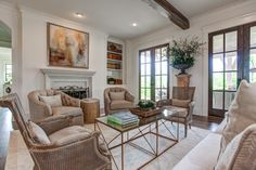 The Post You Have Been Waiting For...Southern Living Design House...Behind The Scene — Providence Design