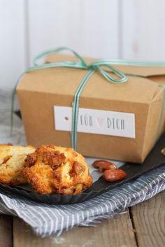 Lykkelig - mein Foodblog: Wie es bei Lykkelig in der Vorweihnachtszeit aussieht. Und: Sehr feine Gebrannte Mandel-Küchlein und oberköstliche Karamell-Engelsaugen mit Fleur de Sel. Und natürlich Happy Weihnachten!