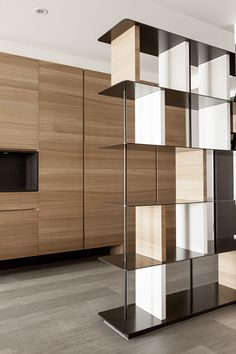PARTIDESIGN | BANQIAO WOODEN APARTMENT by Hey!Cheese, via Behance