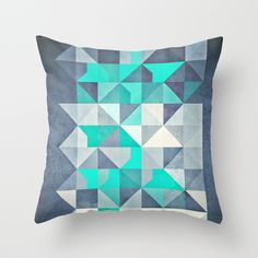 SLYTE Throw Pillow by Spires - $20.00