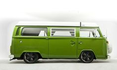 photoshop 1978 VW Westfalia Berlin Camper Taiga Green [updated]