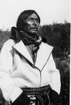 Nattawa - Ojibwa – 1917