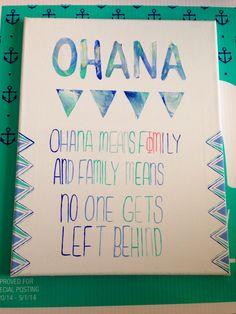 Phi Mu: Ohana means family
