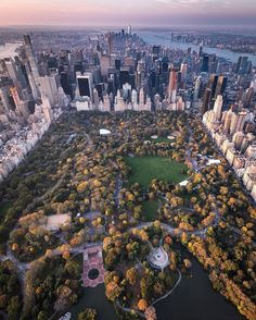 Central Park is really awesome by Craig Beds - New York City Feelings Places Around The World, Oh The Places You'll Go, Great Places, Around The Worlds, Mykonos, Santorini, New York City, Ville New York, Central Park Nyc