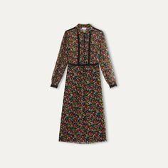 Robe hiver Red Valentino / 30 robes à la faveur de l'hiver / Fashion / Winter / Dresses