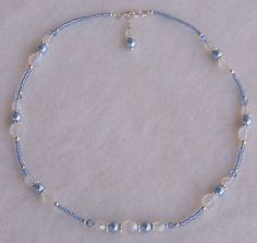 Beaded Necklace Ideas | ... Beaded Necklaces by Moon Goddess Handmade Beaded Jewelry Designs