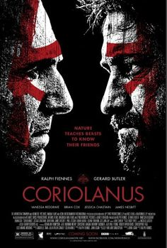 Coriolanus - Trailer 2  The citizens of Rome are hungry. Coriolanus, the hero of Rome, a great soldier and a man of inflexible self-belief despises the people. His extreme views ignite a mass riot. Rome is bloody. Manipulated and out-maneuvered by politicians and even his own mother Volumnia, Coriolanus is banished from Rome. He offers his life or his services to his sworn enemy Tullus Aufidius.