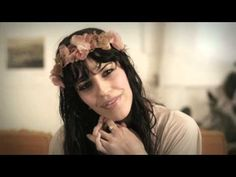 """Brooke Fraser, """"Something in the Water""""  ...such a fun song, I just heard about this artist, and her songs make me wanna get up and dance!!"""
