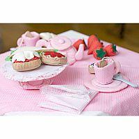 English Afternoon Tea Set