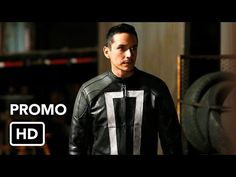 "Marvel's Agents of SHIELD Season 4 ""Vengeance"" Promo (HD) Ghost Rider - YouTube"