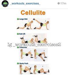 Cellulite: go away!!!