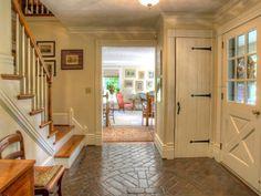 Brick floor - Country charm 2400 Anchor Way, Anchorage, Kentucky, 40223 |Lenihan Sotheby's International Realty