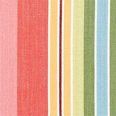 FANTASIA STRIPE, Coral, W86766, Collection Seaside from Thibaut