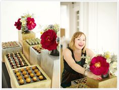 Michelle Edgemont tips for building your own appetizer buffet bar party entertaining catering