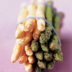 Asparagus - Homemade Baby Food Purees