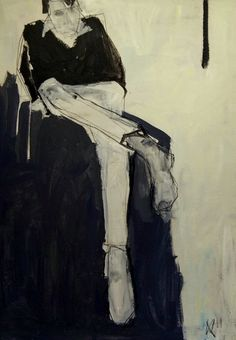 Barbara Kroll (German) - Sketch /He and She), 2015 Figure Painting, Figure Drawing, Old Art, Pictures To Paint, Life Drawing, Sculpture, Contemporary Paintings, Figurative Art, Painting Inspiration