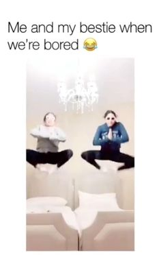 Crazy Funny Videos, Super Funny Videos, Funny Video Memes, Crazy Funny Memes, Really Funny Memes, Funny Relatable Memes, Things To Do At A Sleepover, Fun Sleepover Ideas, Crazy Things To Do With Friends