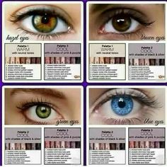 Best eyeshadow palettes for hazel, brown, blue, or green eyes. Younique, In Stock $49. Order yours by clicking on the picture or visit Youniqueproducts.com/DevinHoskin #hazeleyes #browneyes #blueeyes #greeneyes