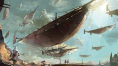 awesome blimps 19271 Check more at http://www.finewallpapers.eu/pin/22520/