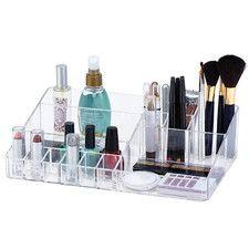 Wayfair Basics 15 Compartment Cosmetic Organizer