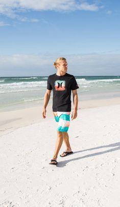 Hurley Swift Dri-FIT T-Shirt - Men's Shirts | Buckle