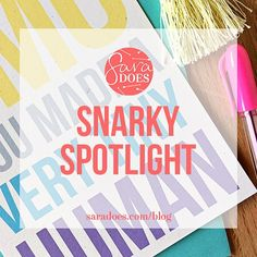 Already posted about this Tiny Human new baby card but I started a new blog series to chat about the origin or stories behind the snark and the first post is up today  talking about the miracle of tiny humans   Link to the post is in my profile. A quick and emotional yet still snarky view on babies  #saradoes