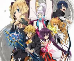 Unlimited Animes: Tokyo Ravens