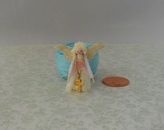 Handmade Miniature Santos Cage Doll. One and by margaretminibears, $25.00