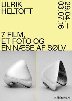 Exhibitions - Studio Claus Due / Graphic Design Studio / Copenhagen, Denmark