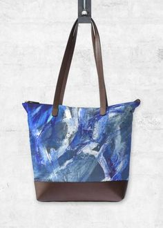 Halston Heritage Tina Large Open Soft Tote - Admiral Blue  ae9b2d26eb6f0
