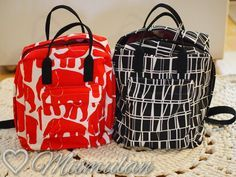 Itse tein.: Reppuja ja pussukoita Diy Bags Purses, Fabric Bags, Handicraft, Diaper Bag, Upcycle, Diy And Crafts, Pouch, Backpacks, Tote Bag