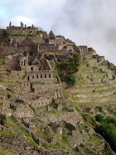 Just go there. Enough said // Machu Picchu