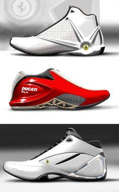 6e00751171115b Olivier Henrichot s motorsports footwear concepts - Core77