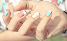 Idee per una nail art estiva #Colore, #Estate2015, #FrenchInverso, #Lancome, #Manicure, #NailArt, #Tendenze, #Unghie http://life.cudriec.com/?p=173
