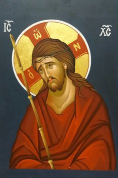 Christ the Bridegroom - Icon by the hand of Maria Choi of Seoul, South Korea Religious Images, Religious Icons, Religious Art, Jesus Christ Images, Jesus Art, Byzantine Icons, Albrecht Durer, Orthodox Icons, Sacred Art