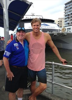 Dr. Chris Brown in Cairns 2014