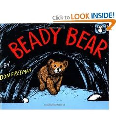 Beady Bear (Picture Puffin Books) by Don Freeman