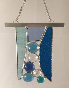 Unique Stained Glass Suncatcher