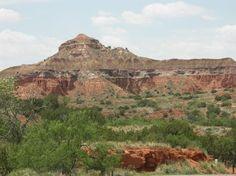 Palo Duro Canyon-Texas