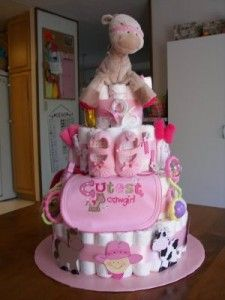 cool baby cake