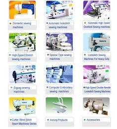 Sewing machines,China Sewing machines--YAMATA.com Sewing Machine Brands, Sewing Machines, High Speed Machining, Fabric Cutter, Blind Stitch, Machine Embroidery, China, Porcelain, Sewing Sleeves