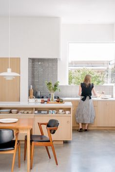 Kitchen Fronts Topology Studio South Melbourne Beach House