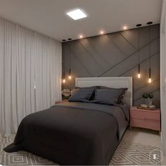 Best 35 Home Decor Ideas - Lovb Room Design Bedroom, Bedroom Furniture Design, Room Ideas Bedroom, Small Room Bedroom, Home Decor Bedroom, Bedroom Signs, Modern Luxury Bedroom, Luxurious Bedrooms, Home Door Design