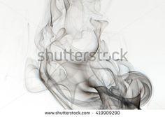 Inverted negative smoke fog steam on white background black haze Smoke, Stock Photos, Abstract, Black, Art, Summary, Art Background, Black People, Kunst